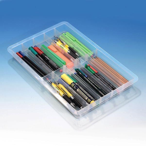 Really Useful Box Sortierbox mit 10 Fächern
