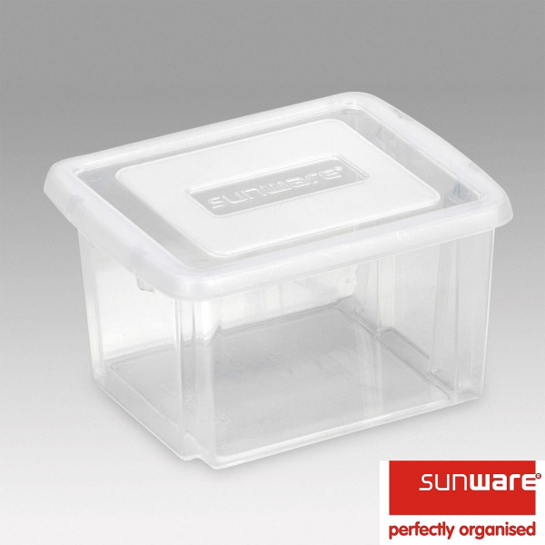 Nesta Box mit Deckel 0,4L
