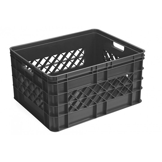 SUNWARE Square Multi Crate 52L, anthrazit