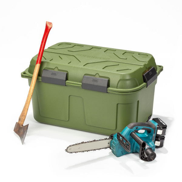 JUMBO-DRY-Box 130L, grün