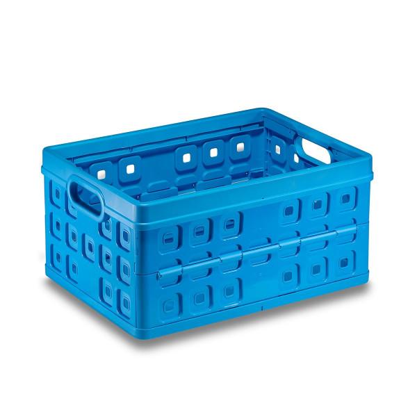 Square Faltbox 32L blau