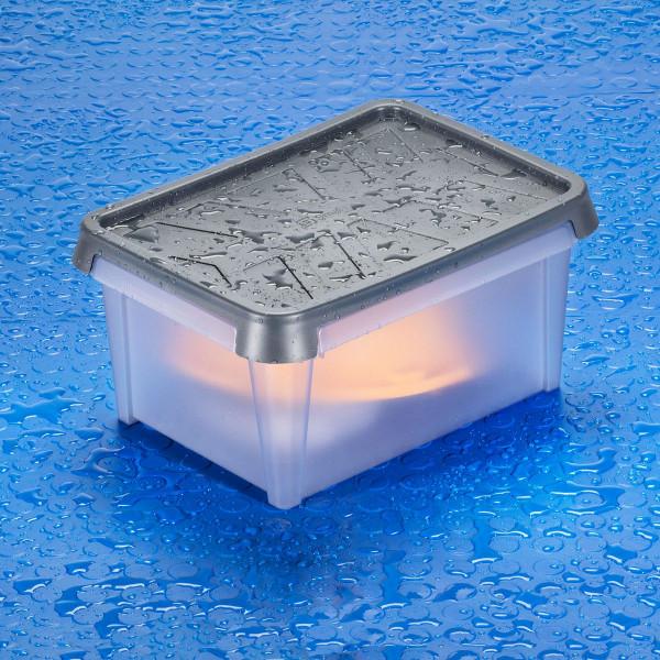 SmartStore DRY - Box 15 grau - 12 Liter