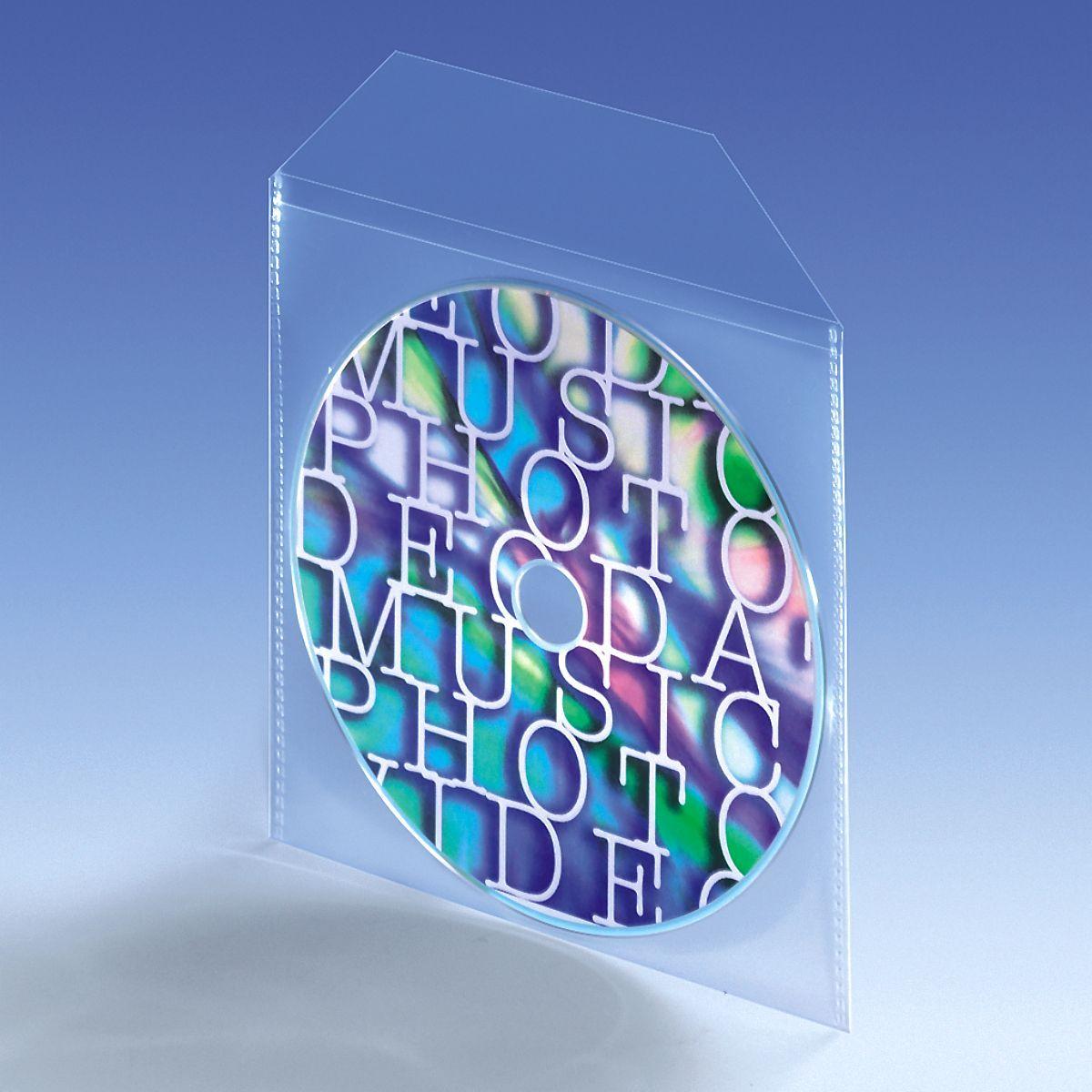 cd stecktasche pp mit klappe clickbox world of boxes aufbewahrungsboxen aus kunststoff. Black Bedroom Furniture Sets. Home Design Ideas
