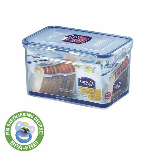 Luftdichte Lebensmitteldose von Lock&Lock für Toastbrot