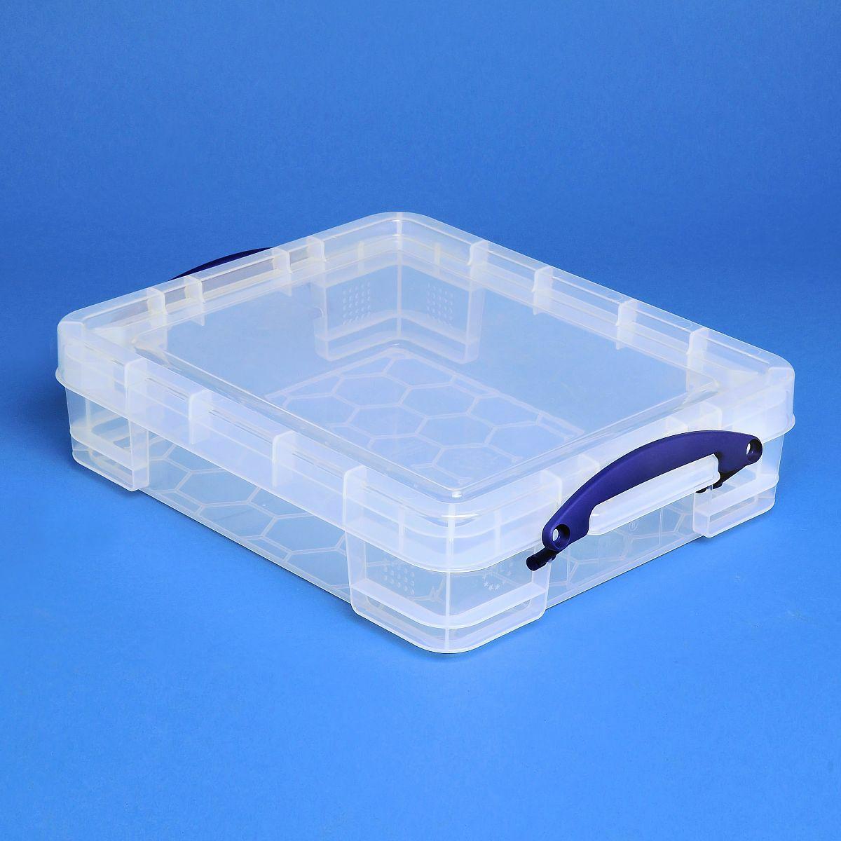 really useful box 11 liter inkl deckel online shop clickbox boxen aus kunststoff. Black Bedroom Furniture Sets. Home Design Ideas