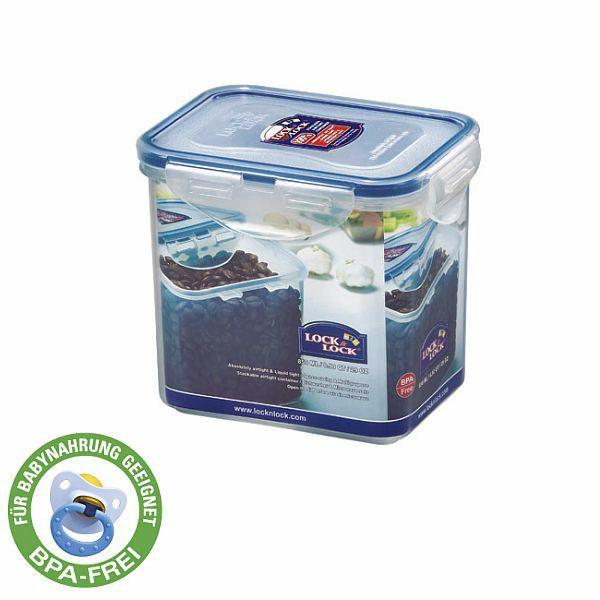 Luftdichte Lebensmitteldose von Lock&Lock mit 850 ml