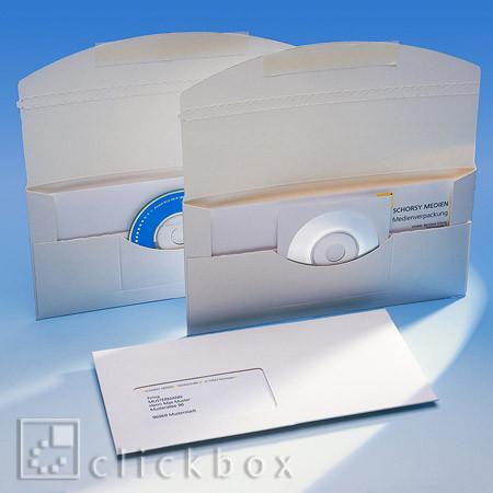 DiscMail MCD1, mit Fenster VE: 50