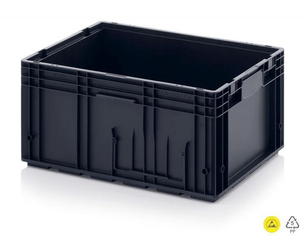 AUER R-KLT Behälter ESD, 60x40x29 cm, 48 Liter