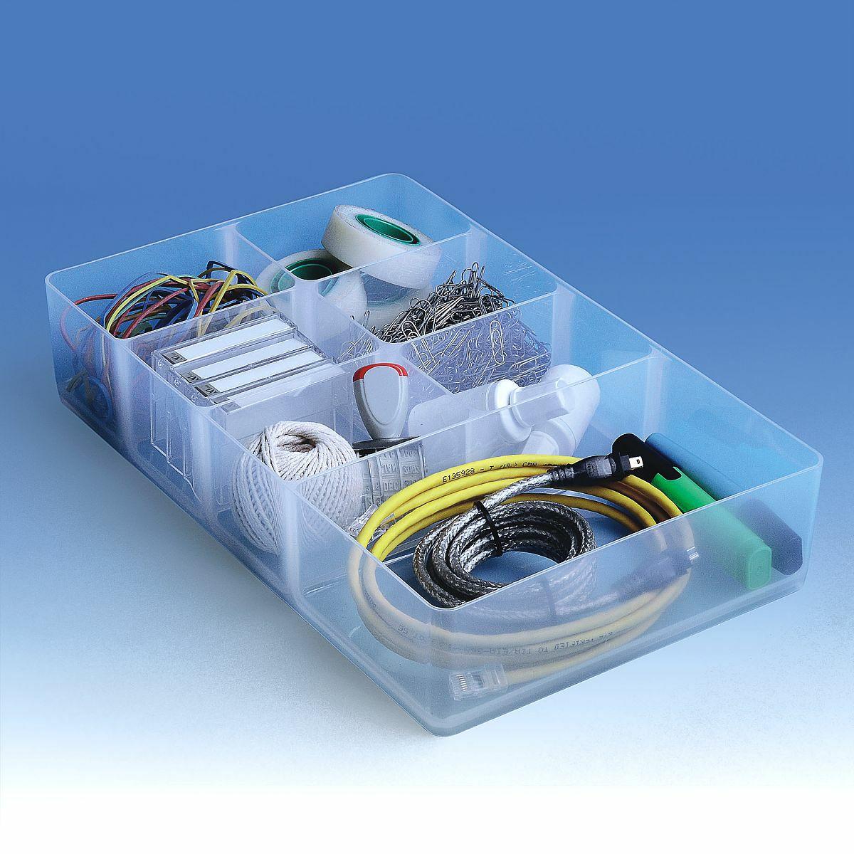 7 Fach Trenner F 252 R 9 Liter Box Online Shop Clickbox