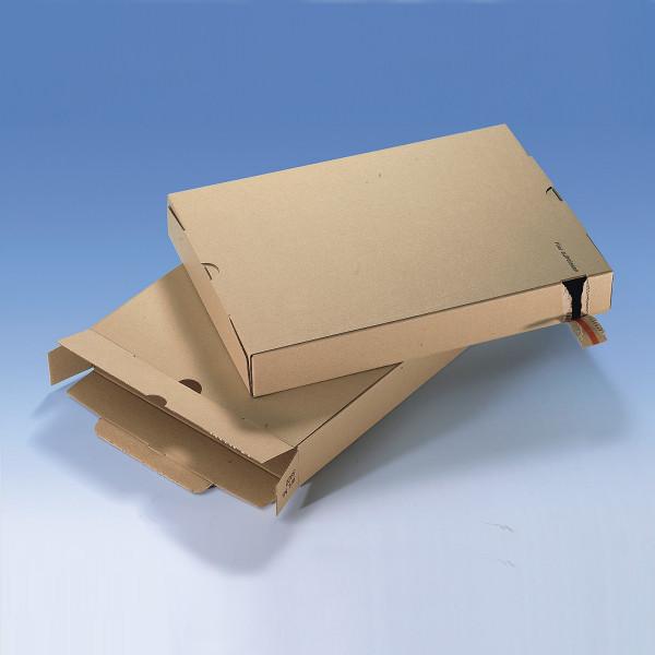 Maxibrief Versandkarton mit Aufreißfaden, A4