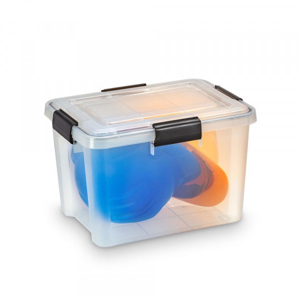 IRIS - All Weather Box, 20 Liter transparent