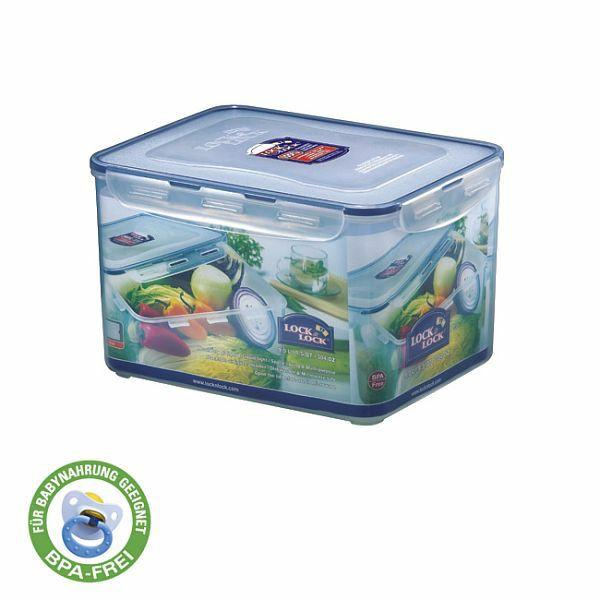 Wasserdichte Kunststoffbox mit 9 Liter Volumen von Lock&Lock