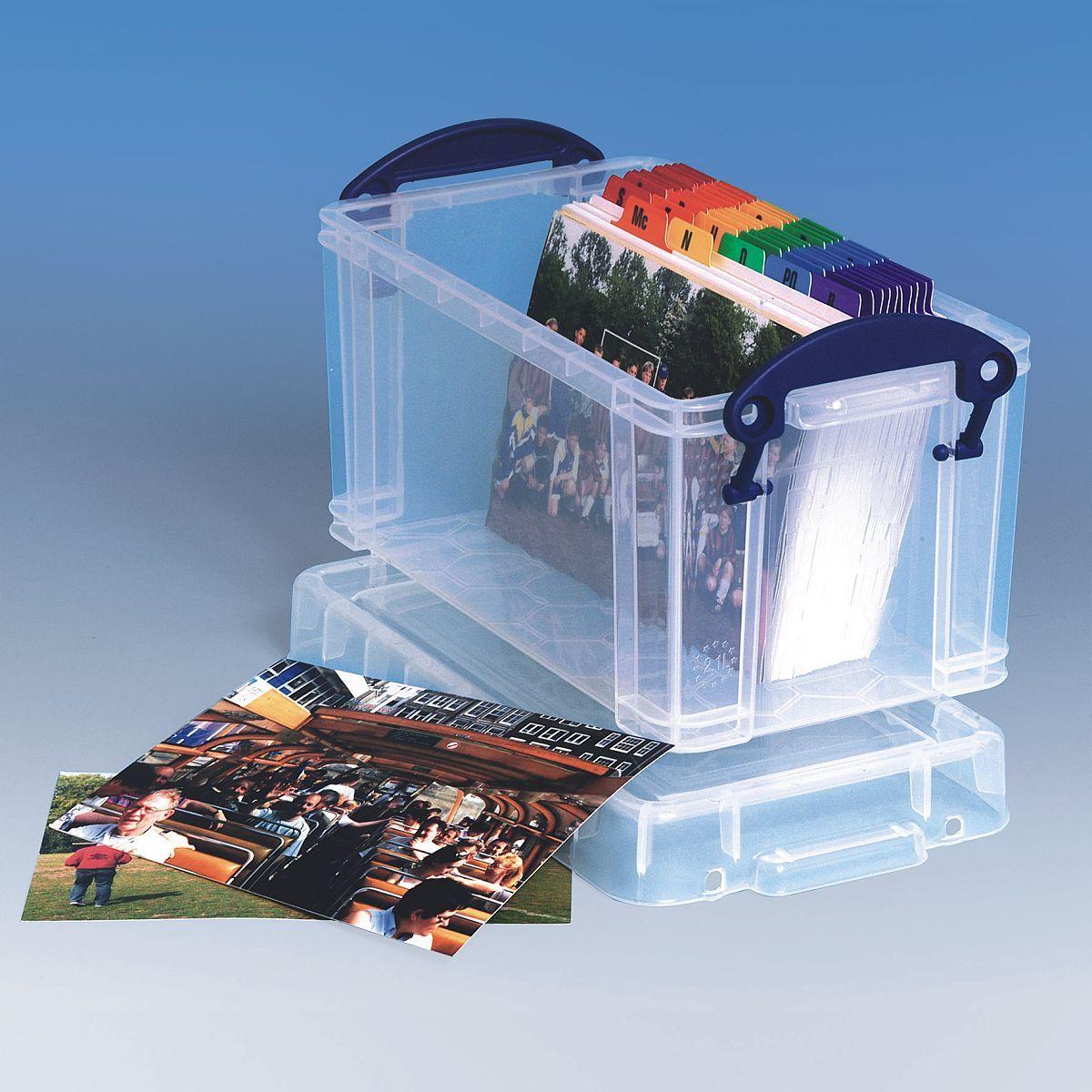 really useful box 2 1 liter box mit deckel online shop clickbox boxen aus kunststoff. Black Bedroom Furniture Sets. Home Design Ideas