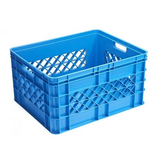 SUNWARE Square Multi Crate 52L, blau
