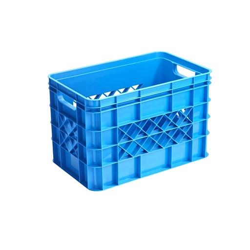 SUNWARE Square Multi Crate 26L, blau