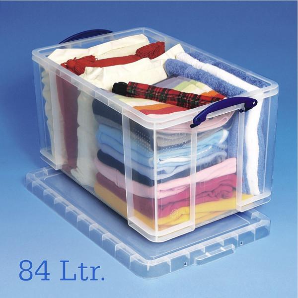 Really Useful Box 84 Liter inkl. Deckel