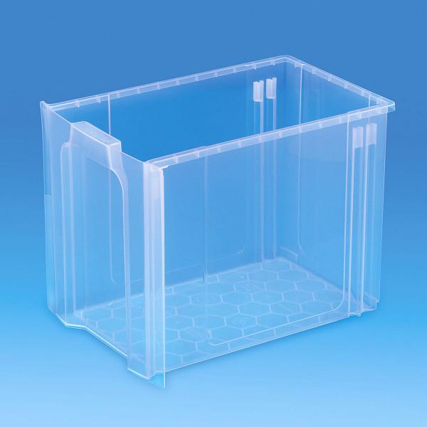 Storage Tower 25 Liter Schublade - transparent