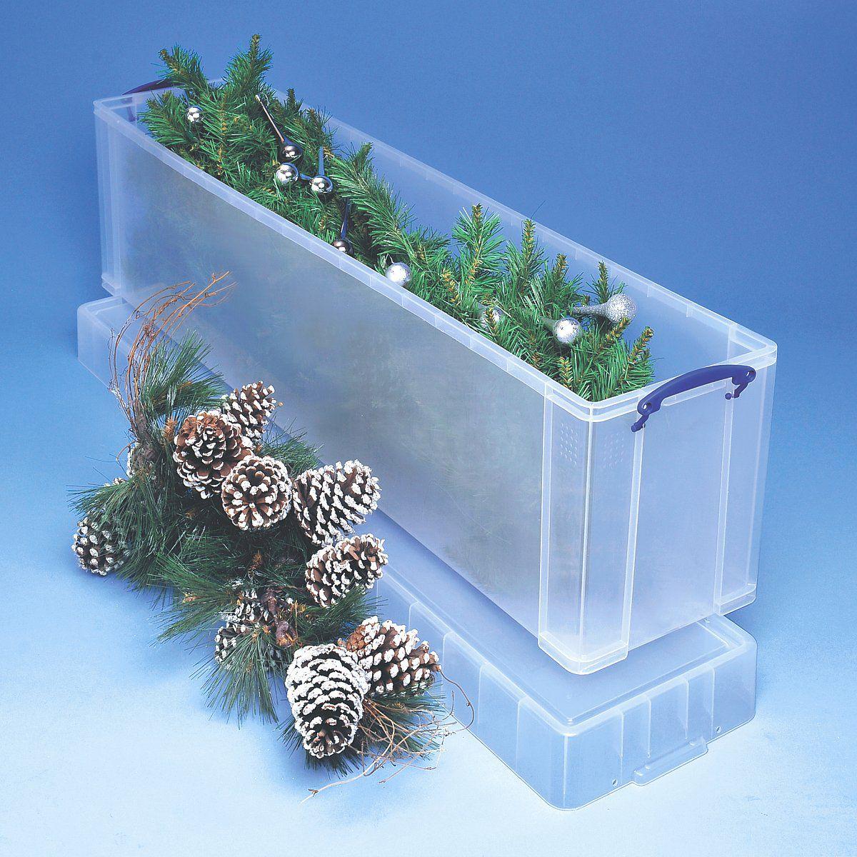 really useful box 77 liter mit deckel clickbox world. Black Bedroom Furniture Sets. Home Design Ideas