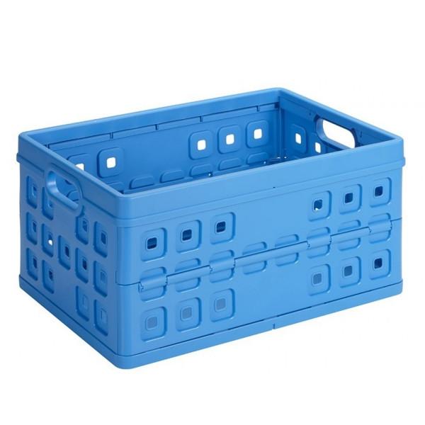 Square Faltbox 46L blau