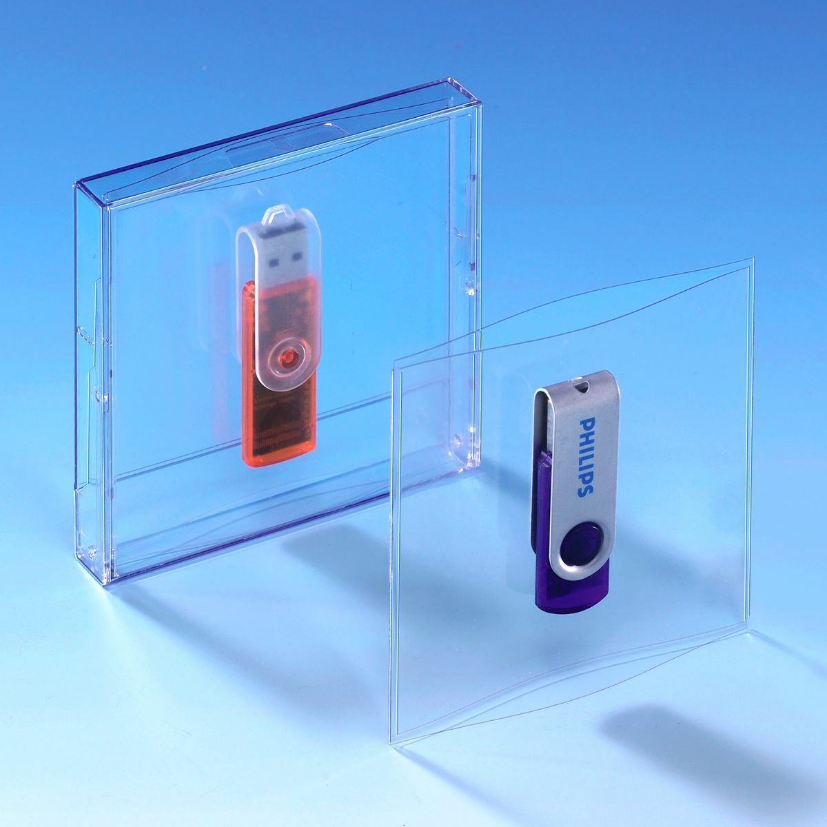 usb boxen set 10er pack clickbox world of boxes aufbewahrungsboxen aus kunststoff kaufen. Black Bedroom Furniture Sets. Home Design Ideas